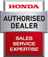 Honda Quad Bike Authorised Dealer