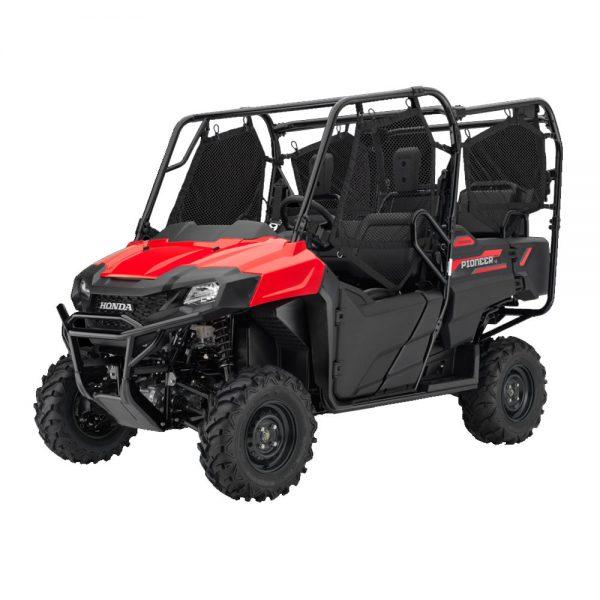 Rican ATV Honda Pioneer SXS 700-4