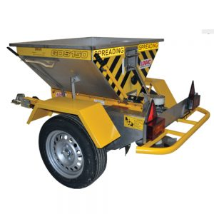 Quad ATV Salt Spreader GDS150