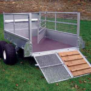 Off-Road 4X4 UTV ATV Trailer OXR