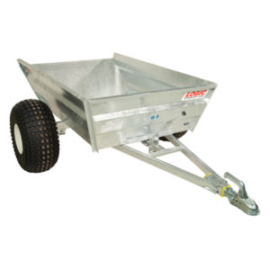 Heavy Duty ATV Tipping Trailer SDT