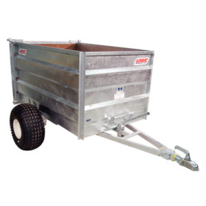 High-Sided Tipping ATV Trailer TGT400