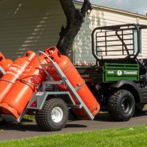 UTV – ATV Gas Bottle Trailer GBT500