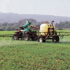 Trailed ATV Sprayer TS500/600