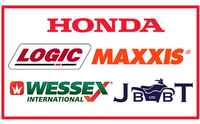 Honda ATV Quad bike UTV York Yorkshire Lincolnshire Humberside Logic Maxxis Wessex JBBT
