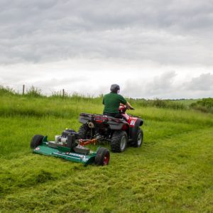 Wessex AR Series ATV Rotary Mower