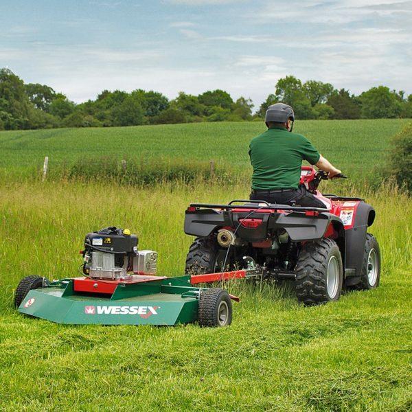 Wessex ATV Mower | Rican ATV Quad mower, Rotary Mower, Flail Mower, Pasture Topper York Yorkshire, Lincolnshire, Humberside
