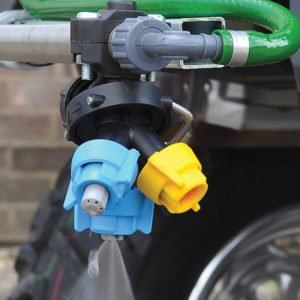 Wessex BS-618 ATV Liquid Brine Sprayer