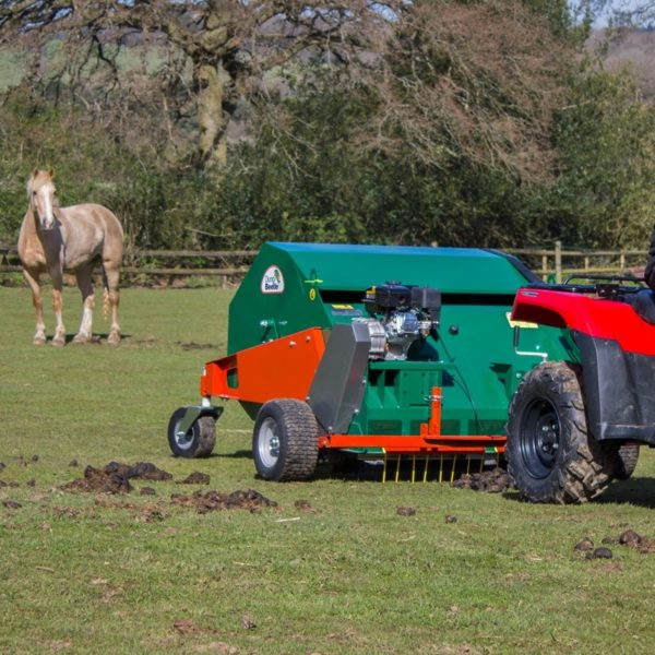 Wessex ATV Paddock Cleaner | Rican ATV quad bike sales, atv implements and equipment York Yorkshire Lincolnshire Humberside