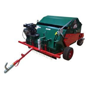 Wessex ATV MTX-120-E Paddock Cleaner