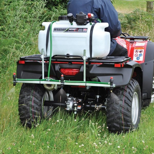 Wessex ATV Sprayer | Rican ATV Quad bike sprayer, weed control, mowers, toppers, Quad sales York Yorkshire Lincolnshire Humberside
