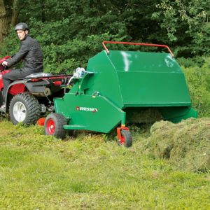 Wessex MTC-120-E Sweeper Collector