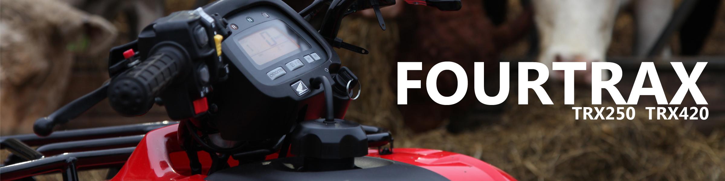 Honda Fourtrax trx 250 trx 420 Sales service Yorkshire Lincolnshire Rican ATV