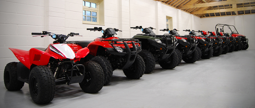 Honda ATV Dealer UK | ATV Specialist | York, Yorkshire