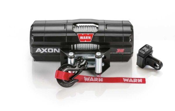 Warn Winch AXON 35 Rican ATV Yorkshire
