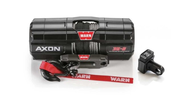 Warn Winch AXON 35-S Rican ATV Quad bike accessories Yorkshire