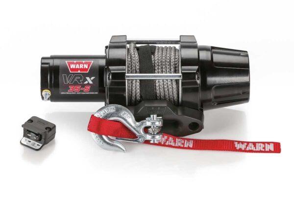 Warn Winch VRX35-S Yorkshire