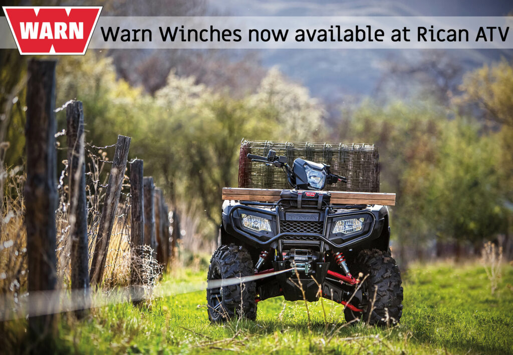 Rican ATV Honda quad bike dealer North Yorkshire Quad bikes for sale