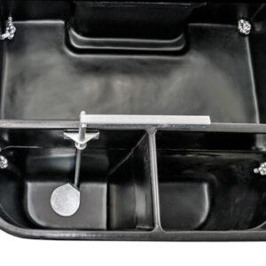 ATV Pellet Dispenser Attachment
