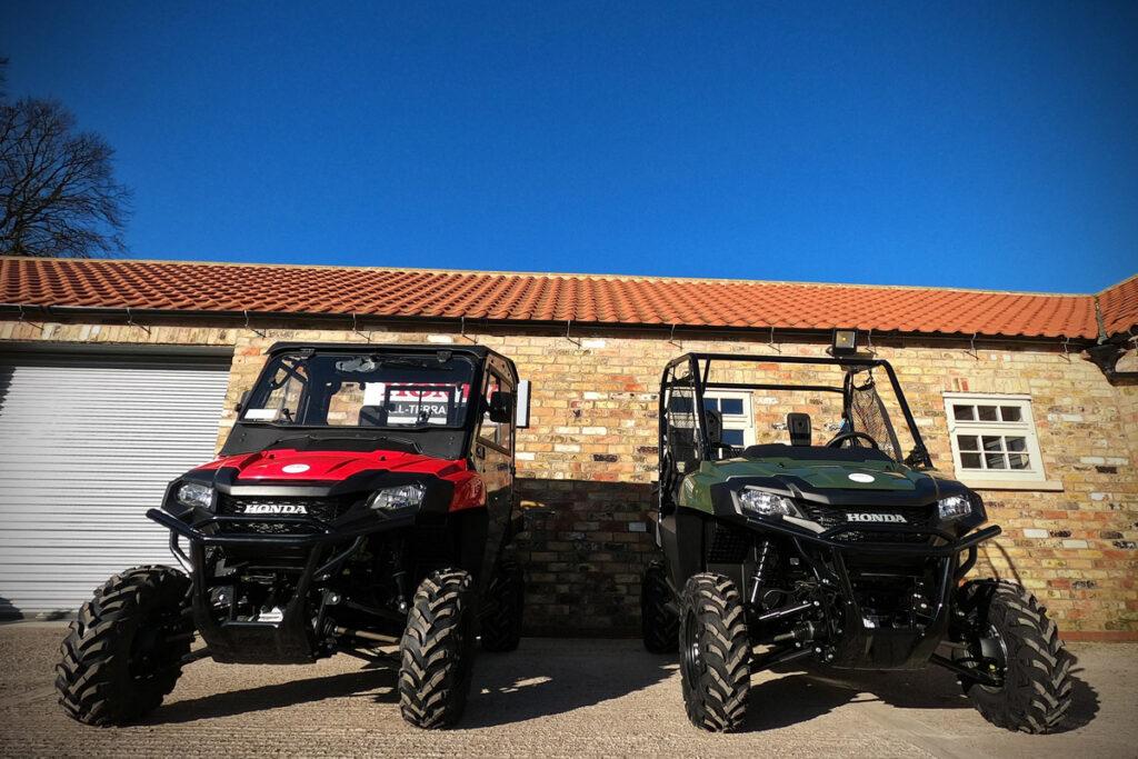 Rican ATV Honda ATV Dealership Yorkshire