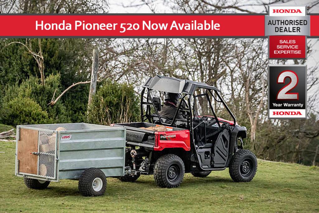 Honda Pioneer 520